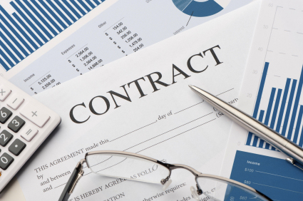 Limited Liability Clauses Within Contract Document