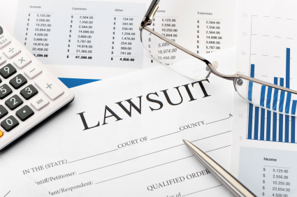 Lawsuit Document Including Claims for Stress Injuries as General Damages