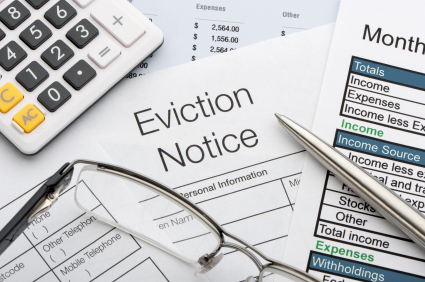 Notice to Evict for Own Use By Landlord or Family Member Document